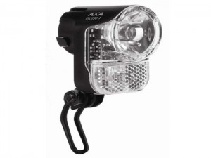 Lampa przód AXA Pico30 steady on/off