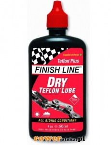 Olej Teflon Plus Finish Line 60 ml